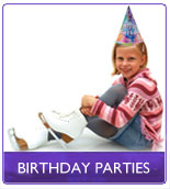 Ice Rink Birthday Parties